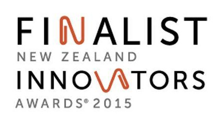 NZ Innovation Awards 2015 Finalist